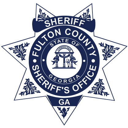logo for the Fulton County Sheriff's Office