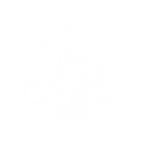 white logo for the Fulton County District Attorney