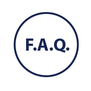 icon representing customer FAQs