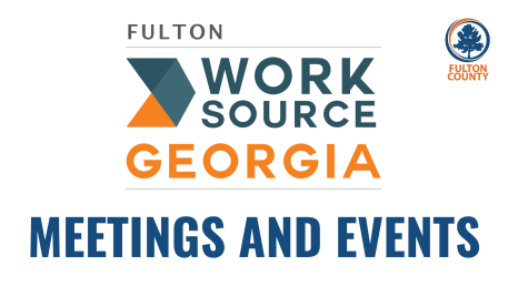 WorkSource Georgia logo meeting and events