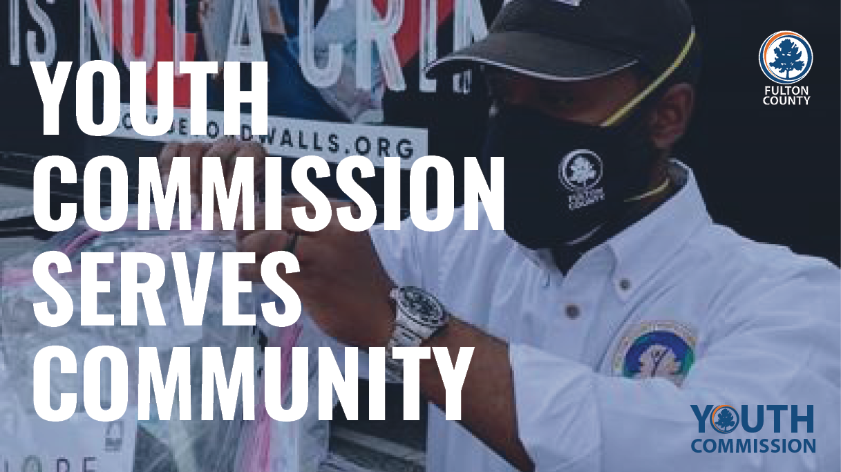 Youth Commission Serves Community